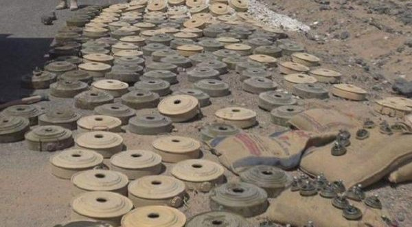 Civilian killed by militias' landmines west of Shabwa