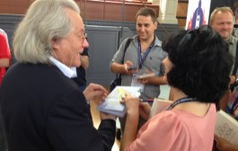 A.C. Grayling interview for Center for Civil Courage: I'm a great champion of the rights of women