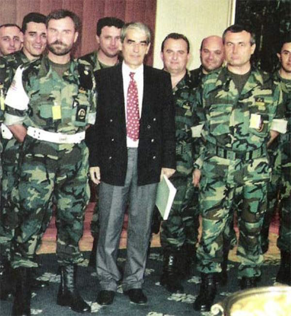 "The cases of Josip Perković: The war crimes committed in the Split military port ""Lora"""