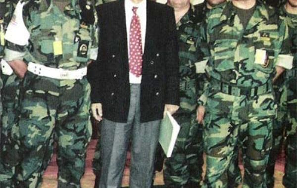 """The cases of Josip Perković: The war crimes committed in the Split military port """"Lora"""""""