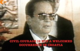 Confronting with the Past in Croatia – Civil Courage: Peratović intends to seek political asylum in Switzerland in 2016, together with his family