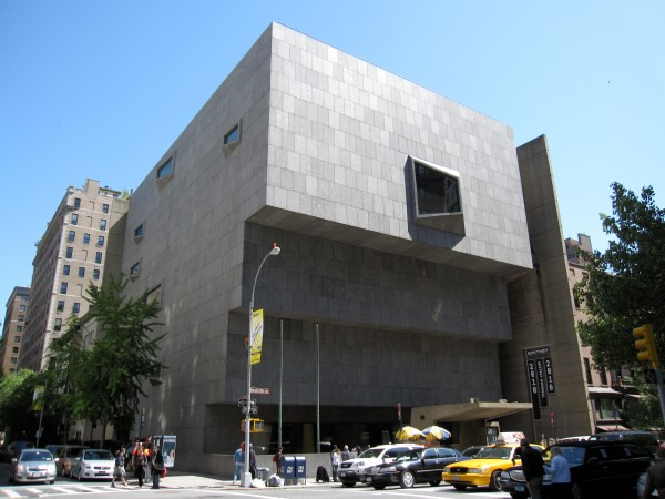 NYC Whitney Museum of American Art