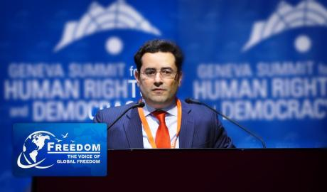 10th Geneva Summit Spotlights Human Rights Situations in Dictatorships