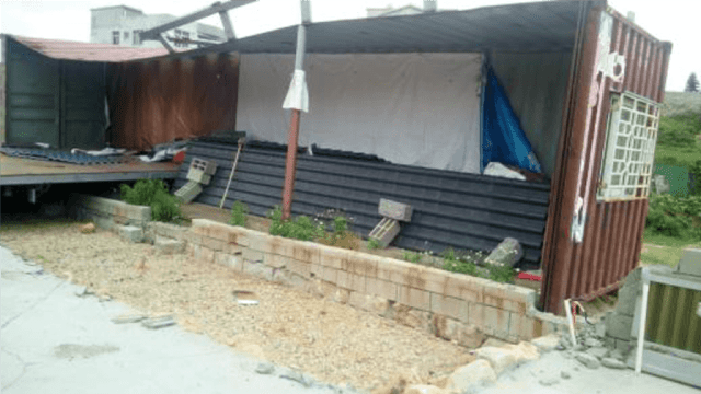 Shipping Containers Used as Church Torn Down by Authorities