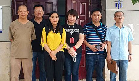 China Moves Ahead With Subversion Trial of Rights Lawyer in Jiangsu