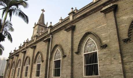 After Protestant Churches, Catholic Sites on Target