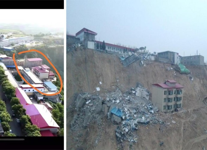 March 15 Landslide in Shanxi: Death Toll Underreported