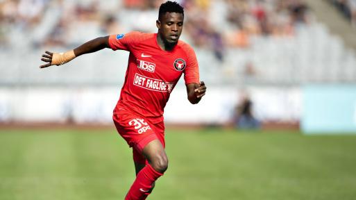 Nigerian midfielder Frank Onyeka targeted by Belgian side Club Brugge