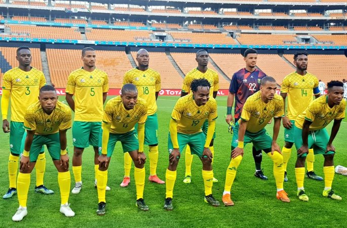 The FA Policy Is A Blessing In Disguise For Bafana Bafana And A Big Blow For The Black Stars Of Ghana