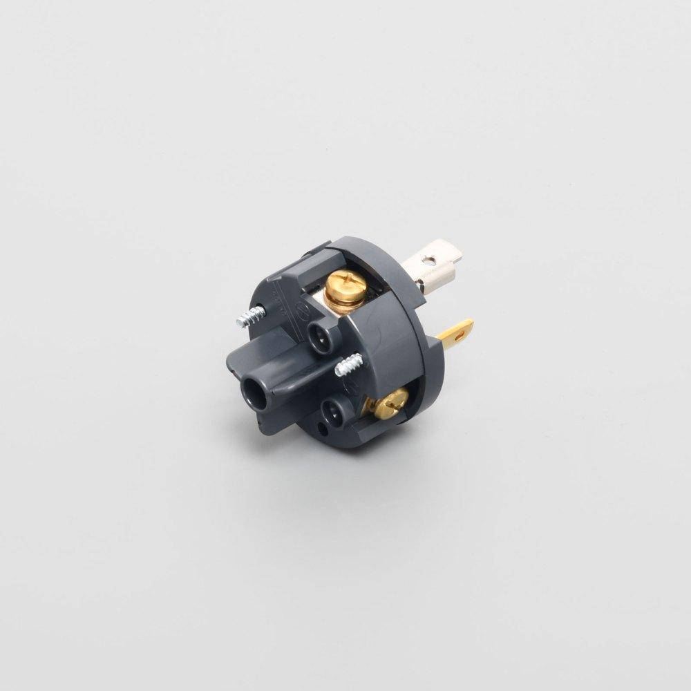 medium resolution of plug rubber housing