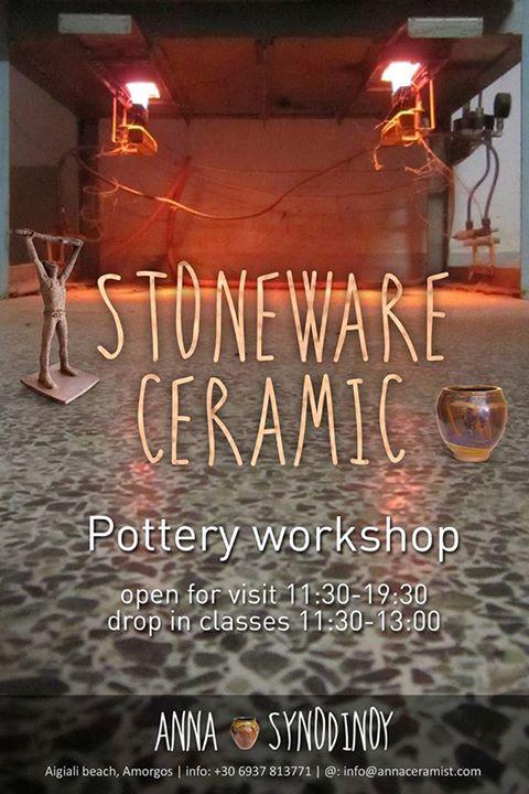 Stoneware Ceramic