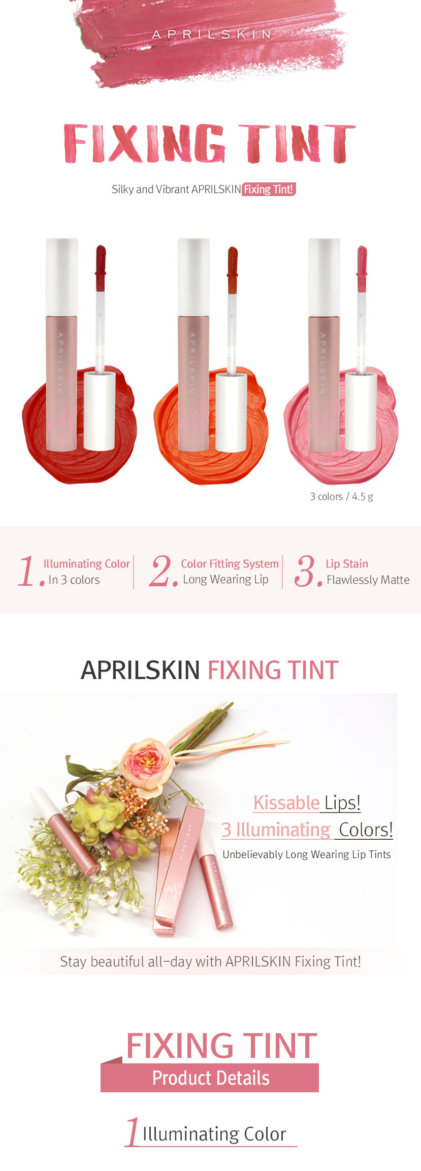 Image result for APRIL SKIN Fixing Tint