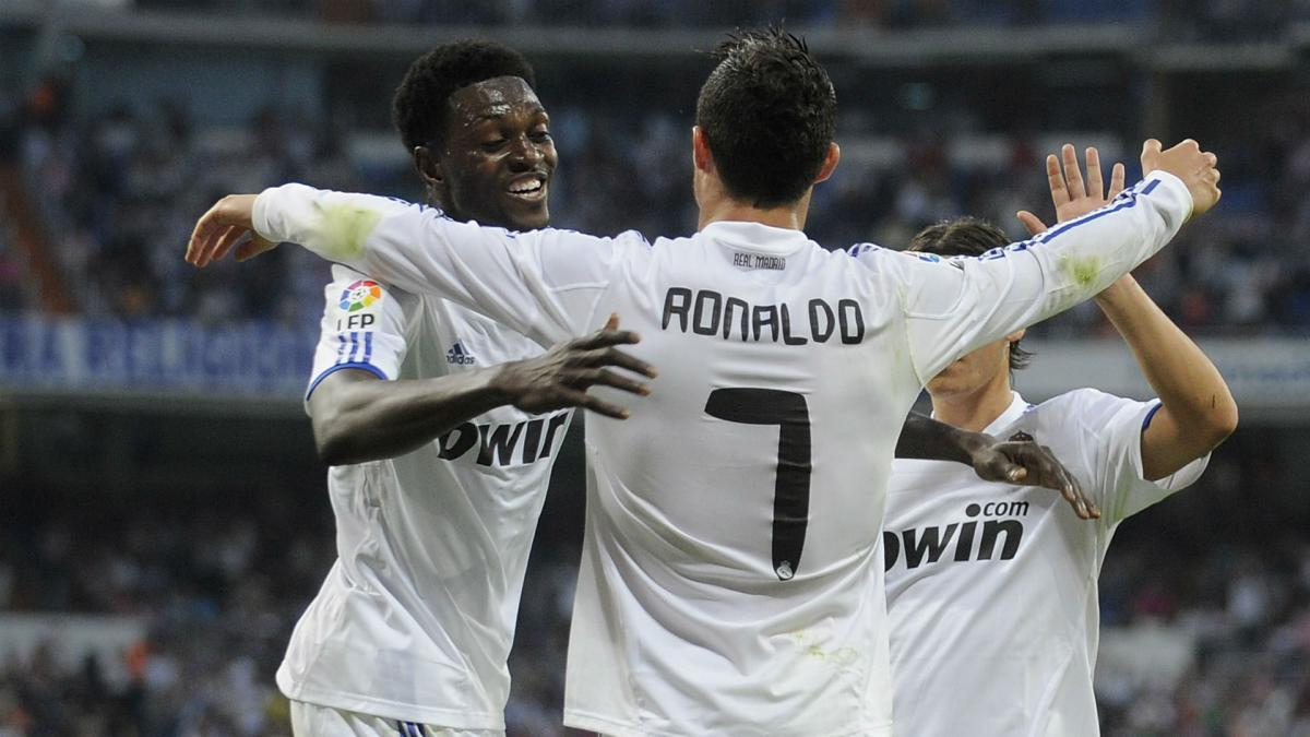 Photo of Mourinho killed everyone at Real Madrid, even Ronaldo – Adebayor