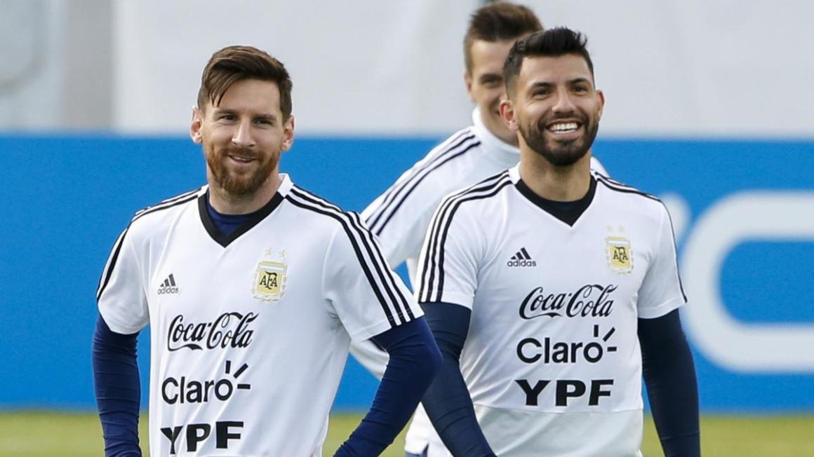 "Messi is my pick"" - Agüero clarifies Ballon d'Or belief - AS.com"