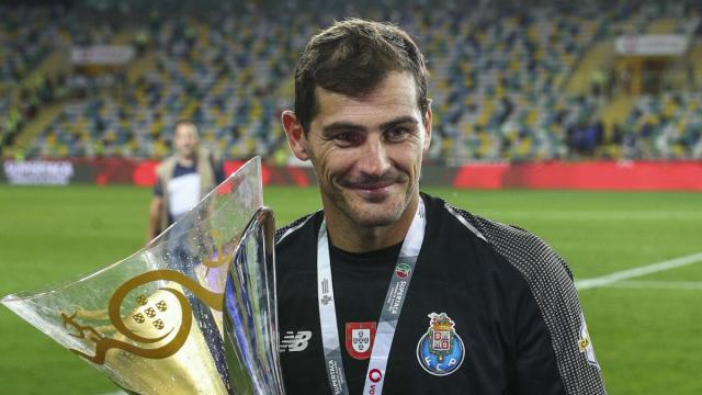 Iker Casillas retires from football