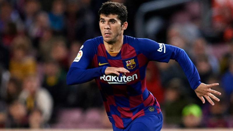 Barcelona loan Aleña to Real Betis until end of season - AS.com