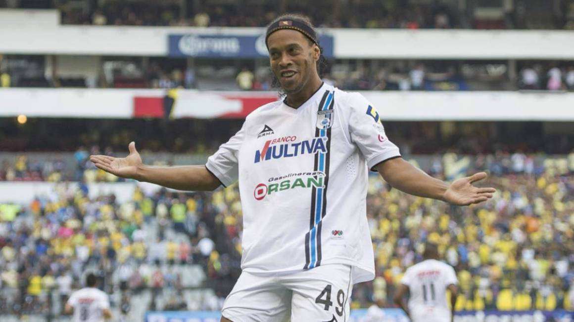 """Ronaldinho: """"It was special to receive a standing ovation at the ..."""