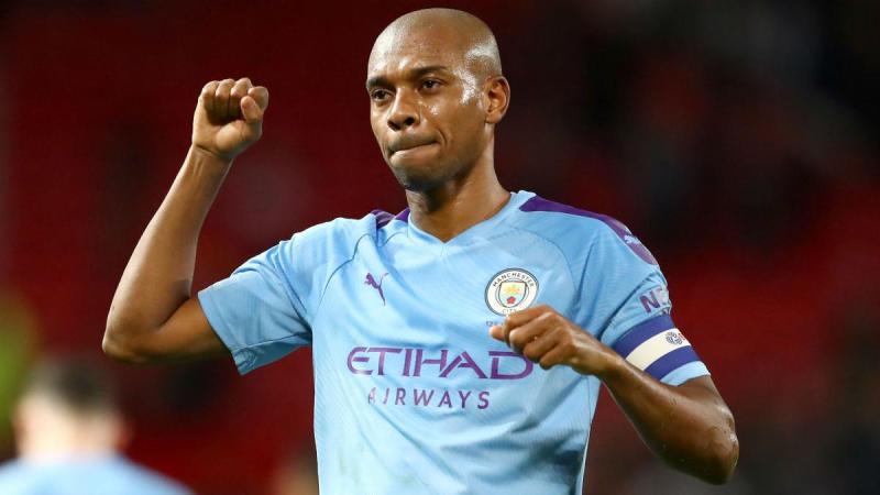 Fernandinho extends his stay at Manchester City - AS.com