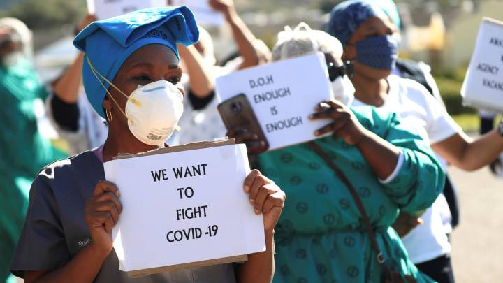 Coronavirus Africa: news summary for Saturday 20 June - AS.com