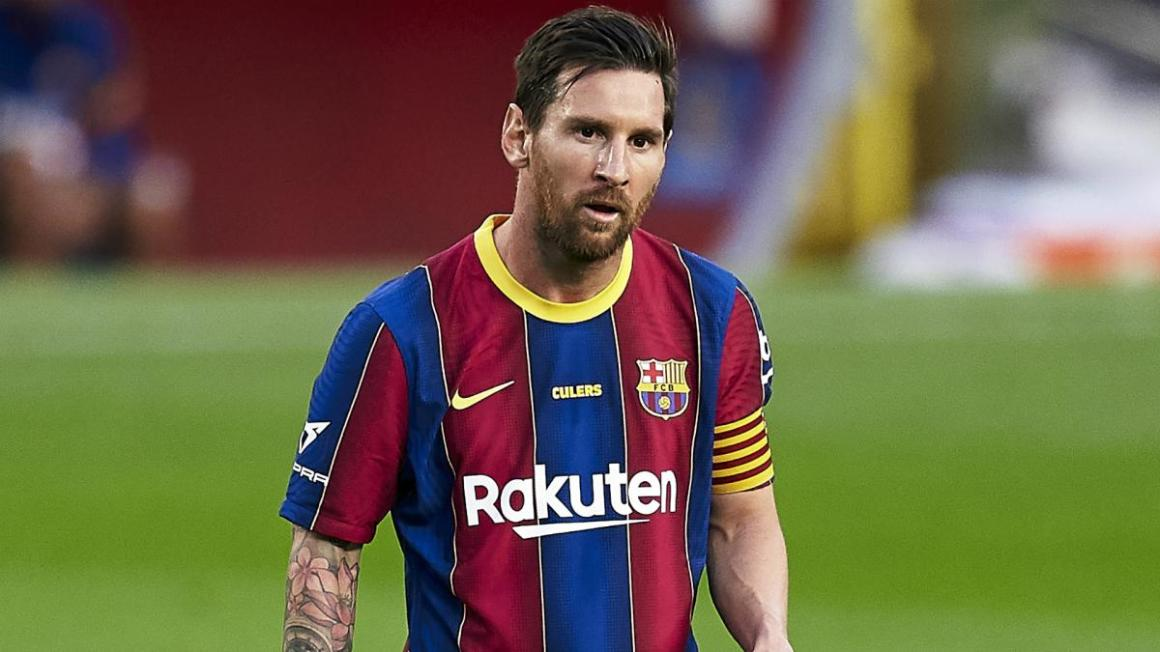 """Insua: """"Its going to be a difficult year for Messi"""" - AS.com"""