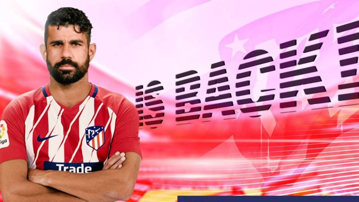 Official: Diego Costa joins Atletico Madrid - AS.com