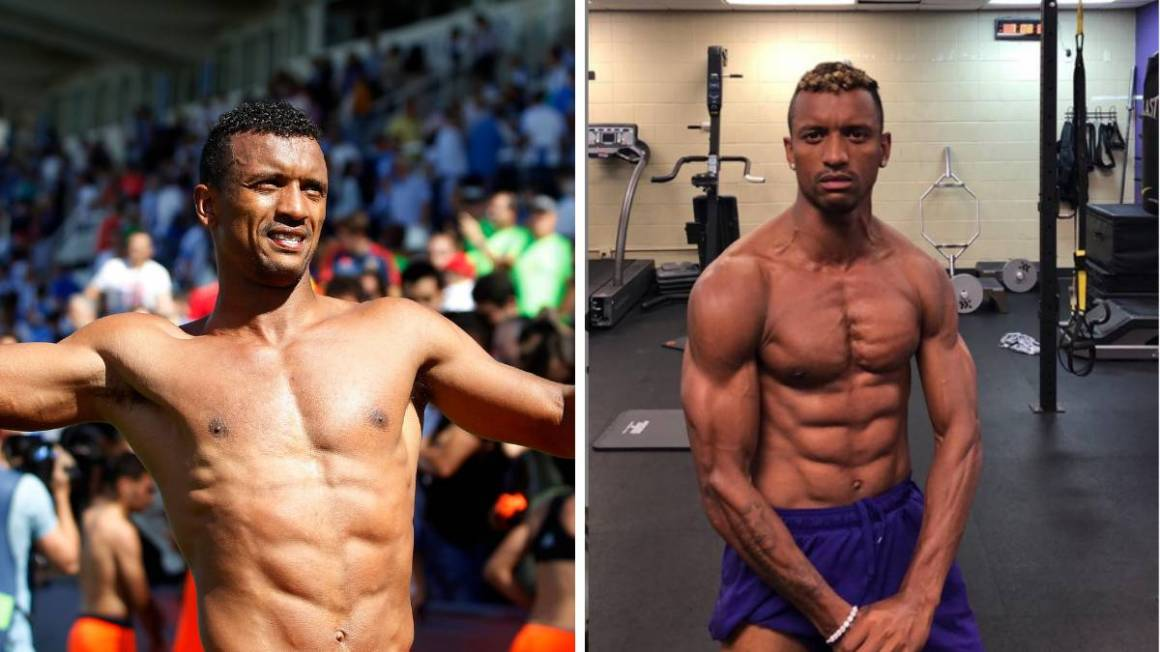 Ex-Man Utd star Nani shows off incredible body transformation - AS.com
