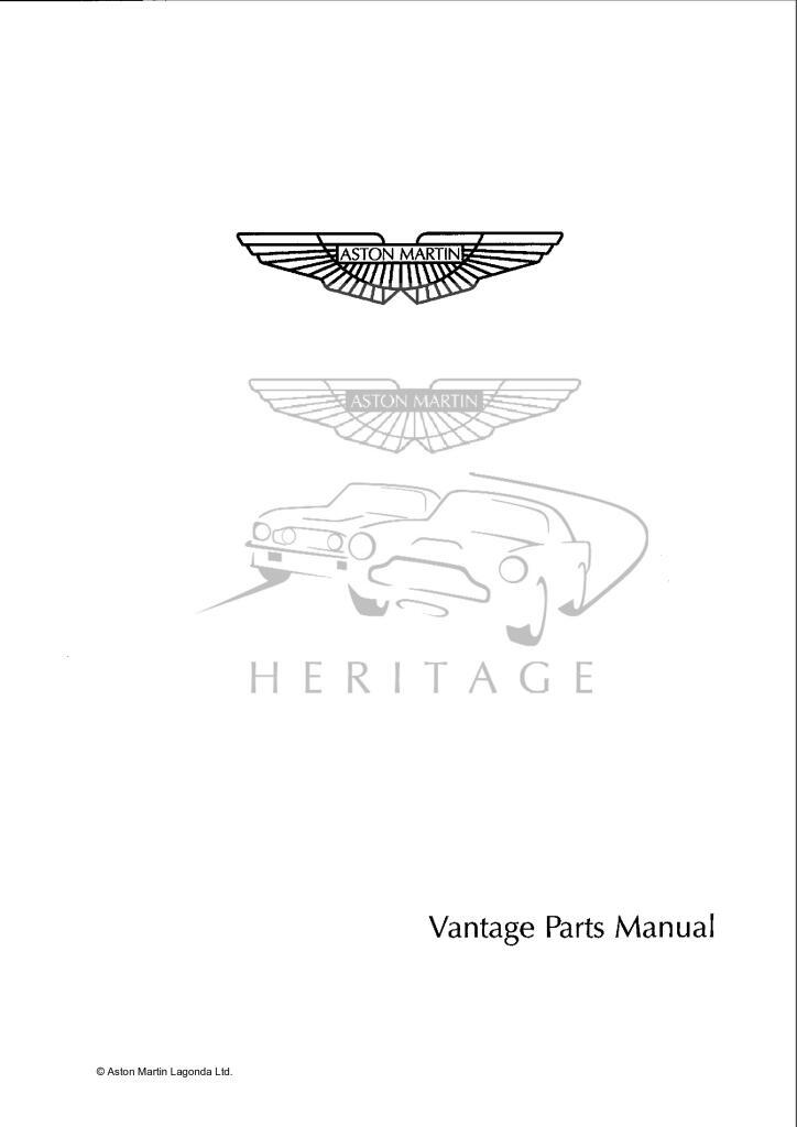 vantage parts catalogue.pdf (9.5 MB)