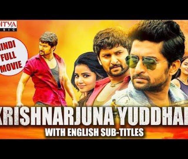 Krishnarjuna Yuddham  New Released Full Hindi Dubbed Movie Nani Anupama Rukshar