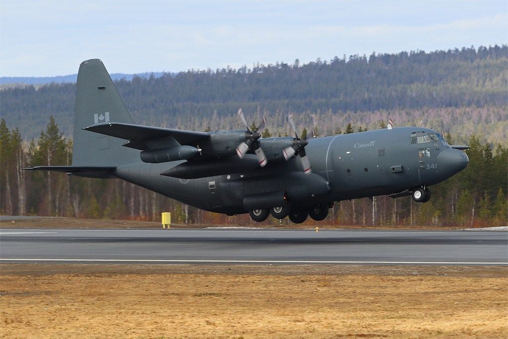 Royal Canadian Air Force KC-130