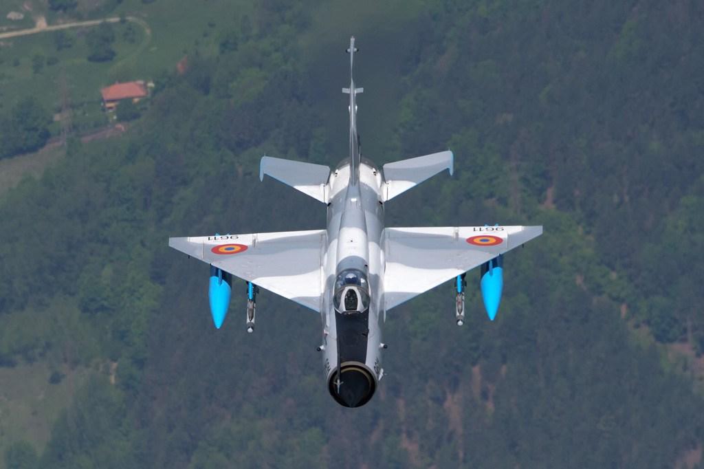 Romanian Air Force: the Transylvanian MiG 21 Lancer