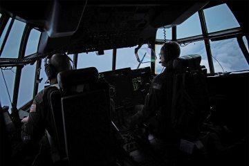 WC-130J Hercules Hurricane Hunters