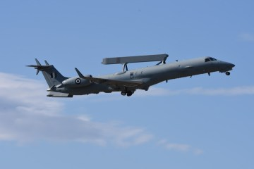 Hellenic Air Force 112 Combat Wing Elefsis AB