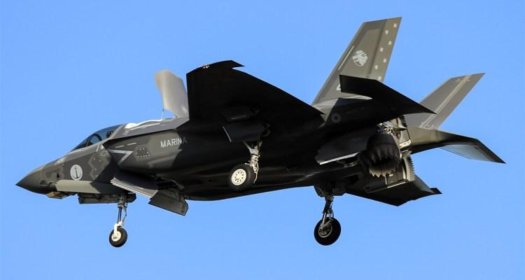 Italian Navy F-35B