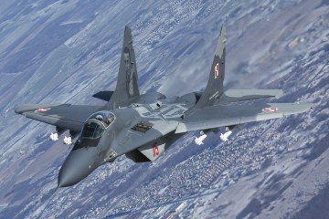 Polish Air Force Mig-29M Fulcrum