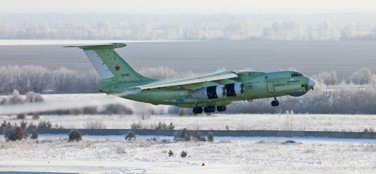 Ilyushin Il-78M-90A russian tanker