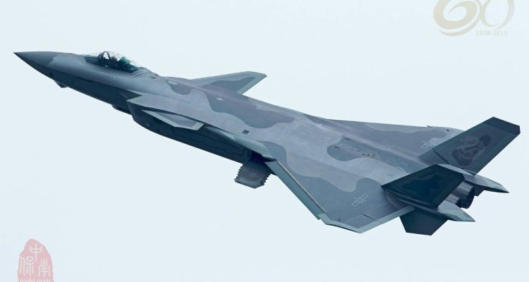 j-20 chinese stealth fighter