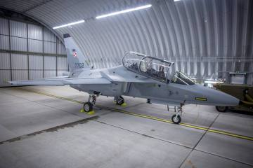 M-346 Posiah Air Force