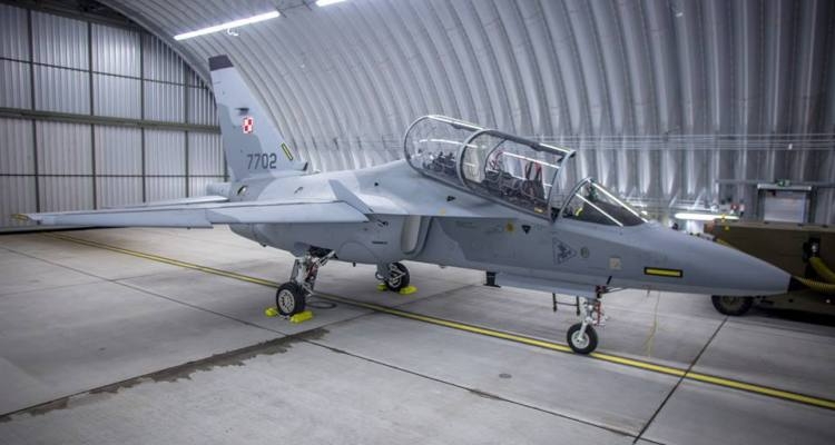 M-346 Posiah Air Force