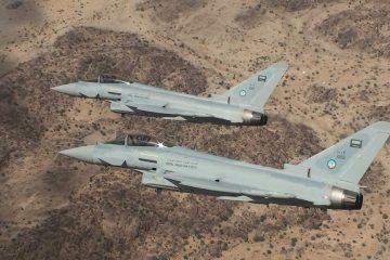 RSAF Royal Saudi Air Force Typhoon