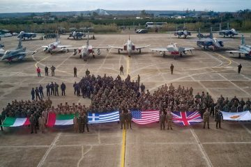 exercise Iniohos 2018 greece