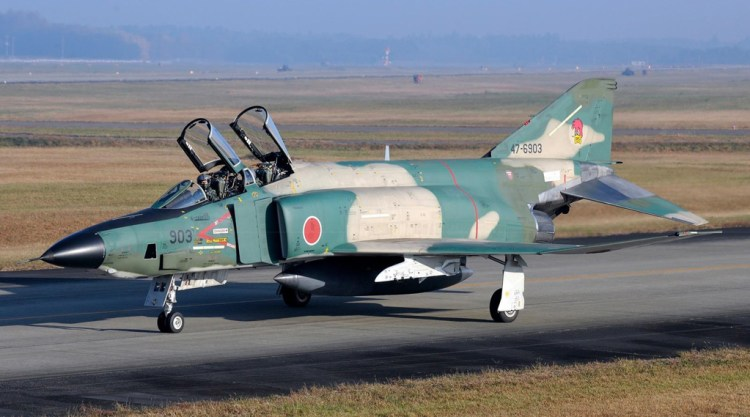F-4J Phantom Japan Self-Defence Air Force