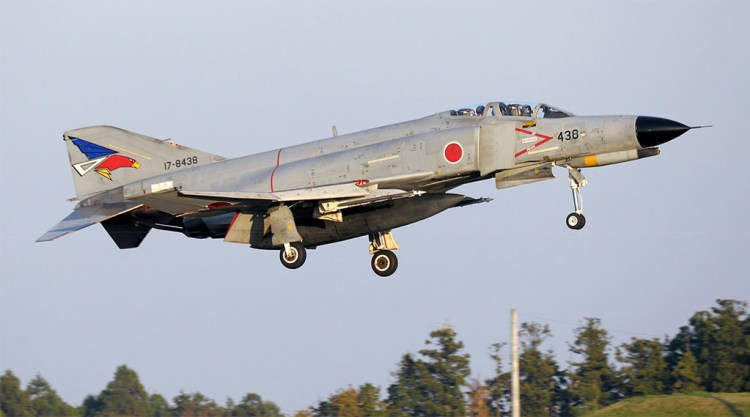 F-4J Eagle  Japan Self-Defence Air Force