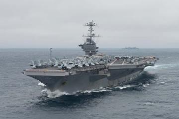 USS Harry S Truman CVN-75