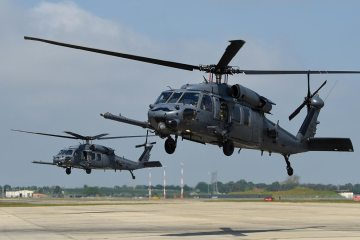 HH-60G Pave Hawk 56th RQS USAFE
