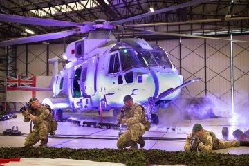 AW101 Commando Merlin Mk4
