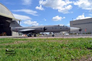 F-104S ASA Starfighter Italian Air Force