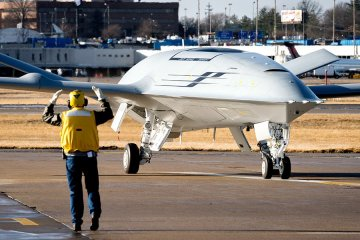 Boeing MQ-25A Stingray for US Navy