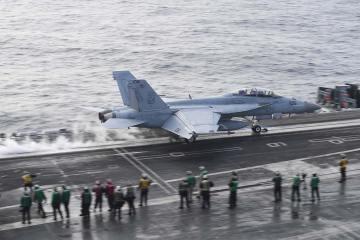 US Navy in Mediterranean Sea Harry Truma