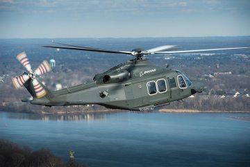 Boeing Leonardo MH-139 for US Air Force
