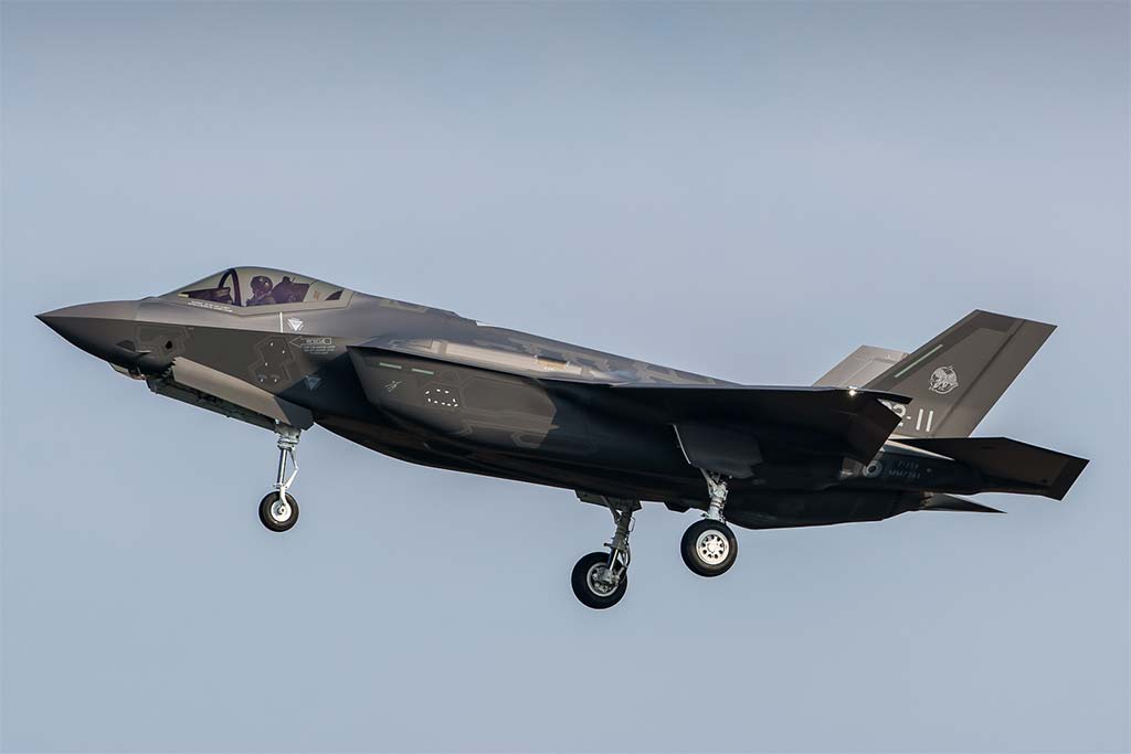 Italian Air Force F-35A 32-11